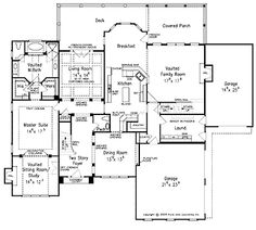 1000 images about house plans on pinterest floor plans house plans and square feet. Black Bedroom Furniture Sets. Home Design Ideas