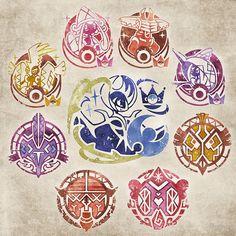 """Alola Stamp - Solgaleo"" Poster by Skudde Solgaleo Pokemon, Pokemon Fusion, Digimon, Pokemon Pictures, Anime, Fan Art, Animation, Art Prints, Drawings"
