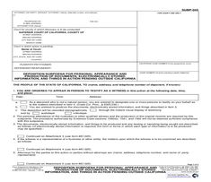 Civil Summons Form Alluring This Is A California Form That Can Be Used For Family Law .