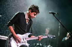 Jamie Hince, Music Instruments, Musical Instruments