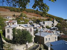 Nymfaio, West Macedonia / Νυμφαίο, Δυτική Μακεδονία - Greece