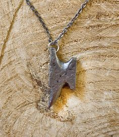 CXXVI Clothing Co. — Anvil Necklace