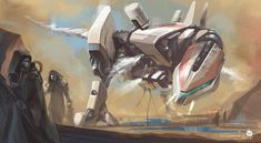 ArtStation - Mechanical Dino, Rodrigo Galdino