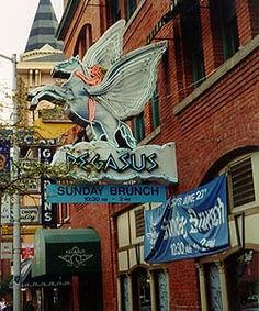 Greektown in Detroit - and my favorite restaurant in Greektown!