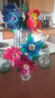 My flowers  made