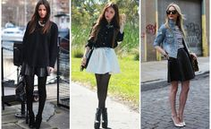 Oh, fashion!: Looks de inverno