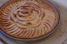 cap patissier : la tarte aux pommes