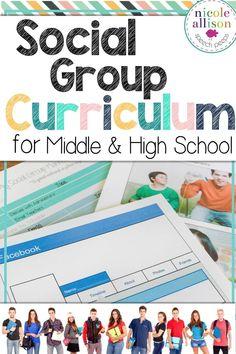 A social group curri