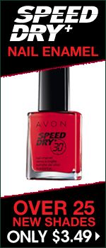 Speed Dry+ Nail Enamel.  New and improved formula with volcanic rock makes nails feel rock hard! Full coverage with a high-shine finish. No formaldehyde, toluene or DBP. .4 fl. oz.