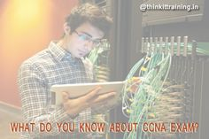 what do you know about ccna exam? networking is basic knowledge test of routing and switching with communication technology for sharing data with the layers. #CISCO provides the #CCNA certificate