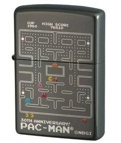 Nostalgic Arcade Lighters