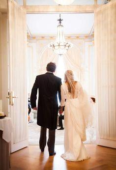 La boda de Nacho y Nere en San Sebastián | Casilda se casa