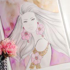 Fashion Designer & Illustrator | LA, CA | For all inquiries  ➡️ paulkotisart@yahoo.com | paulkfashion.com