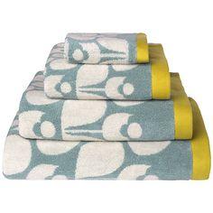 Buy Orla Kiely Wallflower Towels Online at johnlewis.com
