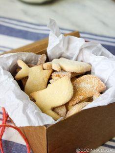 Biscoito de coelhinho   Cozinha Legal