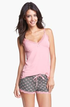 PJ Salvage Camisole & Shorts  available at Nordstrom