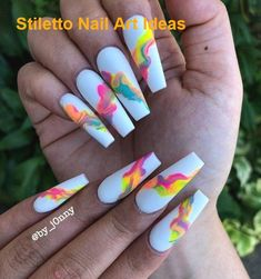 54 Trendy and Classy Coffin Nails Designs Summer Nails Ideas - Coffin & Styles . - 54 Trendy and Classy Coffin Nails Designs Summer Nails Ideas – Coffin & Stiletto Nails Design – - Coffin Nails Designs Summer, Coffin Nail Designs, Acrylic Nail Designs For Summer, Nagellack Design, Stiletto Nail Art, Coffin Nails Long, Manicure E Pedicure, Fire Nails, Nagel Gel