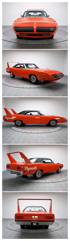 ◆1970 Plymouth Superbird◆...Re-pin brought to you by agents at #HouseofInsurance #Eugene, Oregon for #carinsurance.