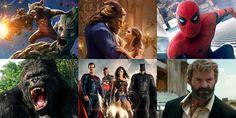 Confira os LANÇAMENTOS de 2017 nos cinemas brasileiros