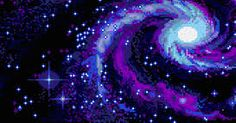 Stream Lofi Galaxy by Dopey from desktop or your mobile device Aesthetic Desktop Wallpaper, Wallpaper Backgrounds, Piskel Art, 8 Bit, Aesthetic Pictures, Cosmos, Art Inspo, Game Art, Concept Art