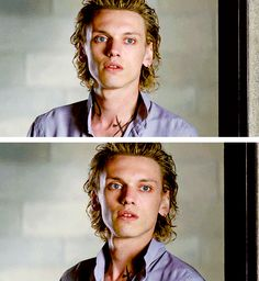 Jace. I love this bit even tho he's suffering, so jealous & crushed