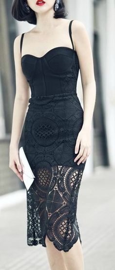 love this dress, so elegant, perfect to go to a date
