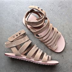 eb1cac169f594d musse   cloud  Intense  flat suede sandal (Women) - more colors