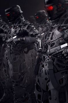 Cyberpunk Character, Cyberpunk Art, Cyberpunk Fashion, Guerra Anime, Future Soldier, Robot Concept Art, Futuristic Art, Furry Girls, Dieselpunk