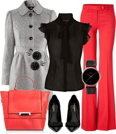 """Tomato Jump"" by k-cat on Polyvore"