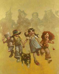 craig-davison02 - Le Magicien d'Oz