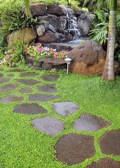 water features for the garden | Enjoy Relaxing in Beautiful Garden with Decorative Garden Accessories