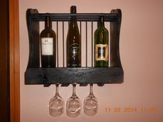 Party Time Wine Rack  $65.00