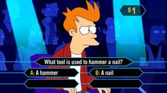 What tool #Futurama #cartoons #comedy #scifi