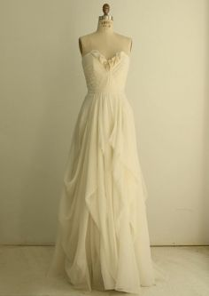 This just might have to be my vow renewal dress. Not even kidding.