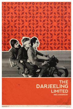 Darjeeling Limited, Motorcycle