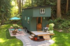 13 Real World Tiny House Communities: San Diego's First Tiny House Community.