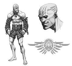 View an image titled 'Victor Zsasz Art' in our Batman: Arkham Asylum art gallery featuring official character designs, concept art, and promo pictures. Batman Arkham Games, Batman Arkham Asylum, Arkham City, Batman Vs Superman, Gotham, Game Character Design, Character Art, Character Ideas, Beware The Batman