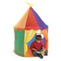 "Favorite Review Friday!  ""I use this tent for a quiet time retreat for my K-3 students with Autism. It is wonderful. The only reason for the second one was a student cut it with scissors when he was with a substitute teacher. I also just ordered one for my grandaughter's 1st birthday."""