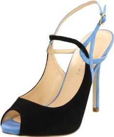 Ivanka Trump Women's Bliss Platform Pump on Endless Fashion Shoes, Fashion Accessories, City Fashion, Blue Pumps, Platform Pumps, Shoe Collection, Me Too Shoes, Shoe Boots, Women's Shoes