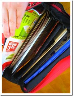 New coupon-organizing goal!  Right here!