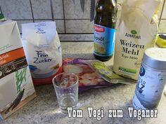 Vom Vegi zum Veganer: Vanillekipferl mit Rapsöl