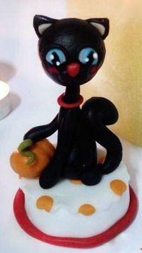"МК-ы на тему ""Хэллоуин"" -Halloween cake toppers tuts - Premium Мастер-классы по украшению тортов Cake Decorating Tutorials (How To's) Tortas Paso a Paso"