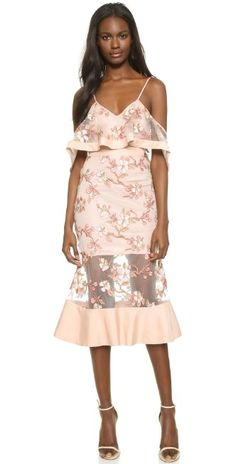 Alice McCall Crystalised Dress | SHOPBOP