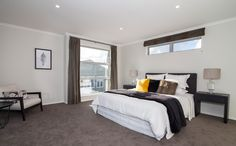 A spacious master bedroom. Master Bedroom, House, Furniture, Home Decor, Master Suite, Decoration Home, Home, Room Decor, Home Furnishings