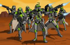 Rogue airbourne unit by axemeagain on DeviantArt