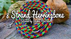 8 Strand Herringbone | Swiss Paracord