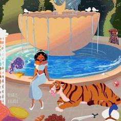 chill Disney Pixar, Disney Fan Art, Walt Disney, Disney E Dreamworks, Disney Cute, Disney Dream, Disney Girls, Disney Cartoons, Disney Animation