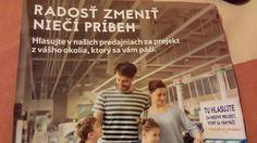 Hlasujte v Tesco predajni za projekt č. 2 Spojená škola Juraja Henischa Bardejov