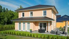 Stadtvillen | Villa Verona (Putzfassade), Gartenansicht
