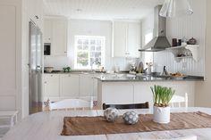 s005 Decor, Kitchen Island, House, Kitchen Cabinets, Remodel, Grey Kitchen, Kitchen Remodel, Home Decor, Kitchen